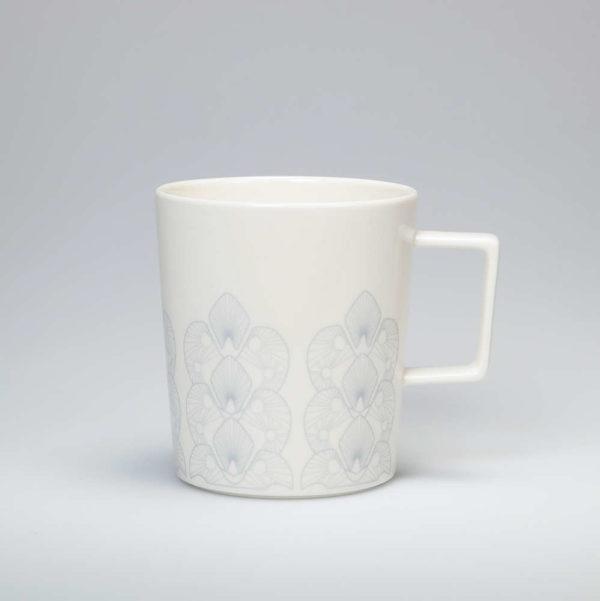 Vaja Finland Helmi Grey mug