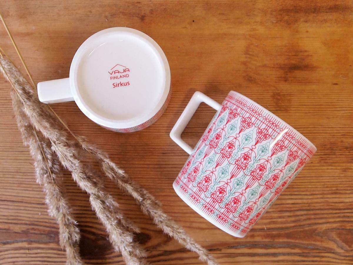 Minimalistinen keraaminen kahvimuki kestää aikaa